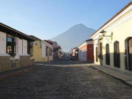 Antigua foto