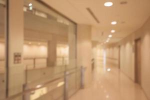 abstrakter Hintergrund des Büroinnenraums