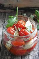 gebackene Tomaten foto