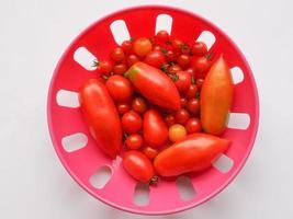 Tomatengemüse foto