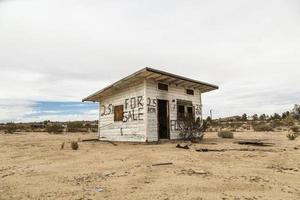 verlassenes Haus. foto