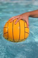 Wasserballball foto