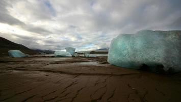 Spitzbergen, Norwegen foto
