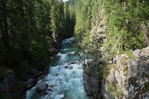 Agnes Creek foto