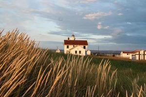 Point Wilson Leuchtturm foto