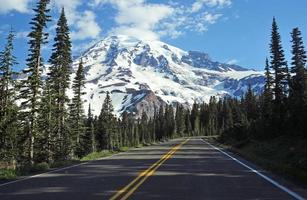 Mount Rainier, Washington foto