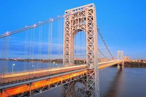 George Washington Bridge foto