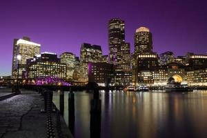 Bostoner Hafen foto