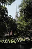 Kirche in Boston foto
