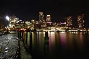 Innenstadt von Boston foto