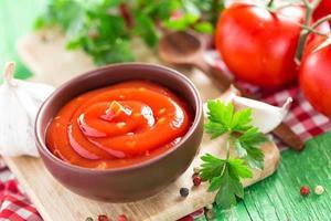 Ketchup foto