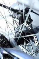 Fahrradteile foto