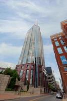 Nashville Tennessee Wolkenkratzer foto