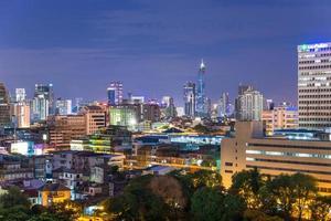 Bangkok Stadtbild foto