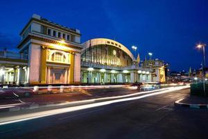Bangkok Bahnhof foto
