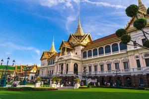 Grand Palace Bangkok, Thailland