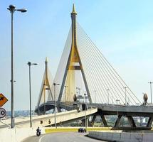 Ringstraßenbrücke, Bangkok foto