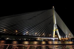 Rama VII Brücke foto