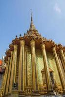 Tempel des smaragdgrünen Buddha foto