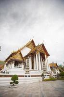 Wat Suthat Thepwararam in Bangkok