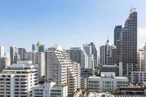 modernes Bangkok