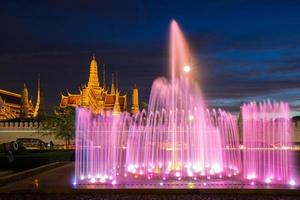 Brunnen Bangkok foto