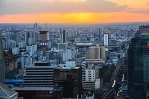 Abend in Bangkok foto