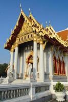 Benjaminaborpit Tempel, Bangkok foto