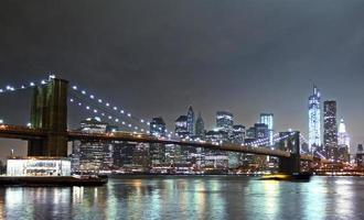 Brooklyn Brücke foto