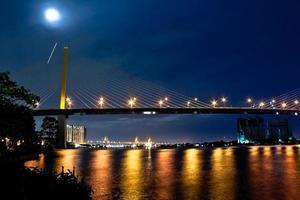 Hängebrücke foto