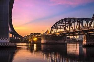 Eisen Brücke foto