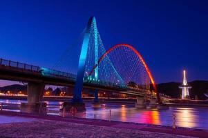 Expro Brücke in Daejeon foto