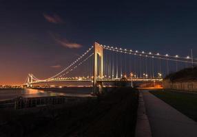 verezano Brücke foto