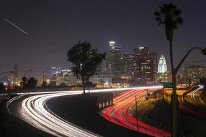 Los Angeles Nacht foto