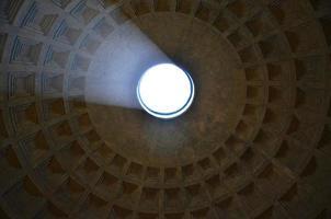 Agrippas Pantheon drinnen