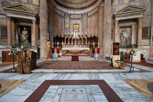 das pantheon1 (rom, italien)