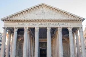 Pantheon von Agripa