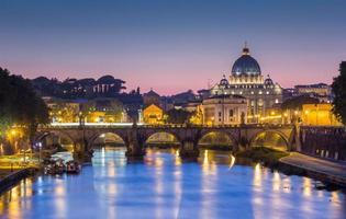 Rom in Italien foto
