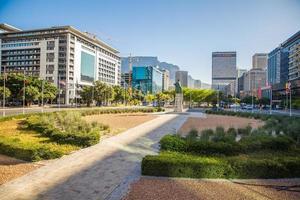 Kapstadt Stadtzentrum - Südafrika foto