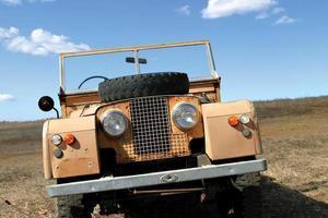 Jeep foto