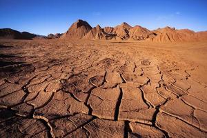 Schlucht eines Teufels, Tolar Grande, Salta, Argentinien foto