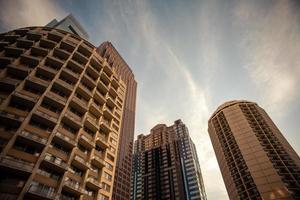 Gebäude von Philadelphia foto