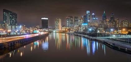 Philadelphia Skyline foto