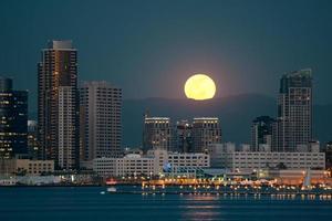 San Diego Innenstadt Skyline foto