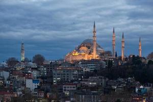 suleymaniye Moschee istanbul foto