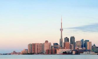 Toronto Sonnenaufgang
