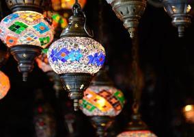 türkische Laterne foto