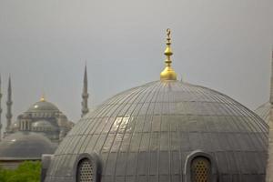 die blaue Moschee foto