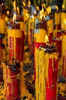 chinesische traditionelle Kerze