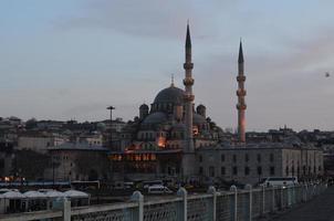 Moschee, Istanbul foto